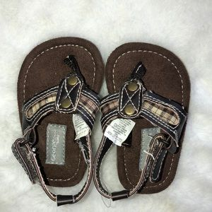 NWOT George baby sandals size 2